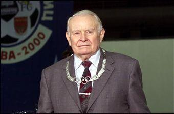 99 лет со дня рождения К.И. Бескова.