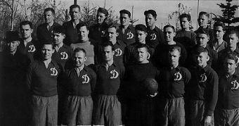 74 года назад началось легендарное Турне «Динамо» по Великобритании!