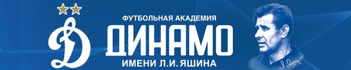 Официальный сайт - Футбольная академия «Динамо» имени Л.И. Яшина