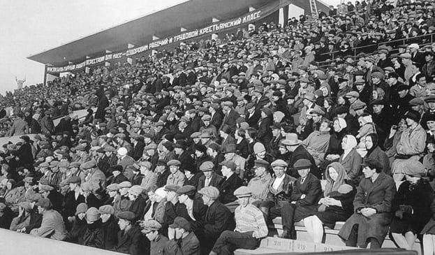 Ровно 91 год назад, 19 мая 1929, состоялся первый матч московского «Динамо» на домашнем стадионе.