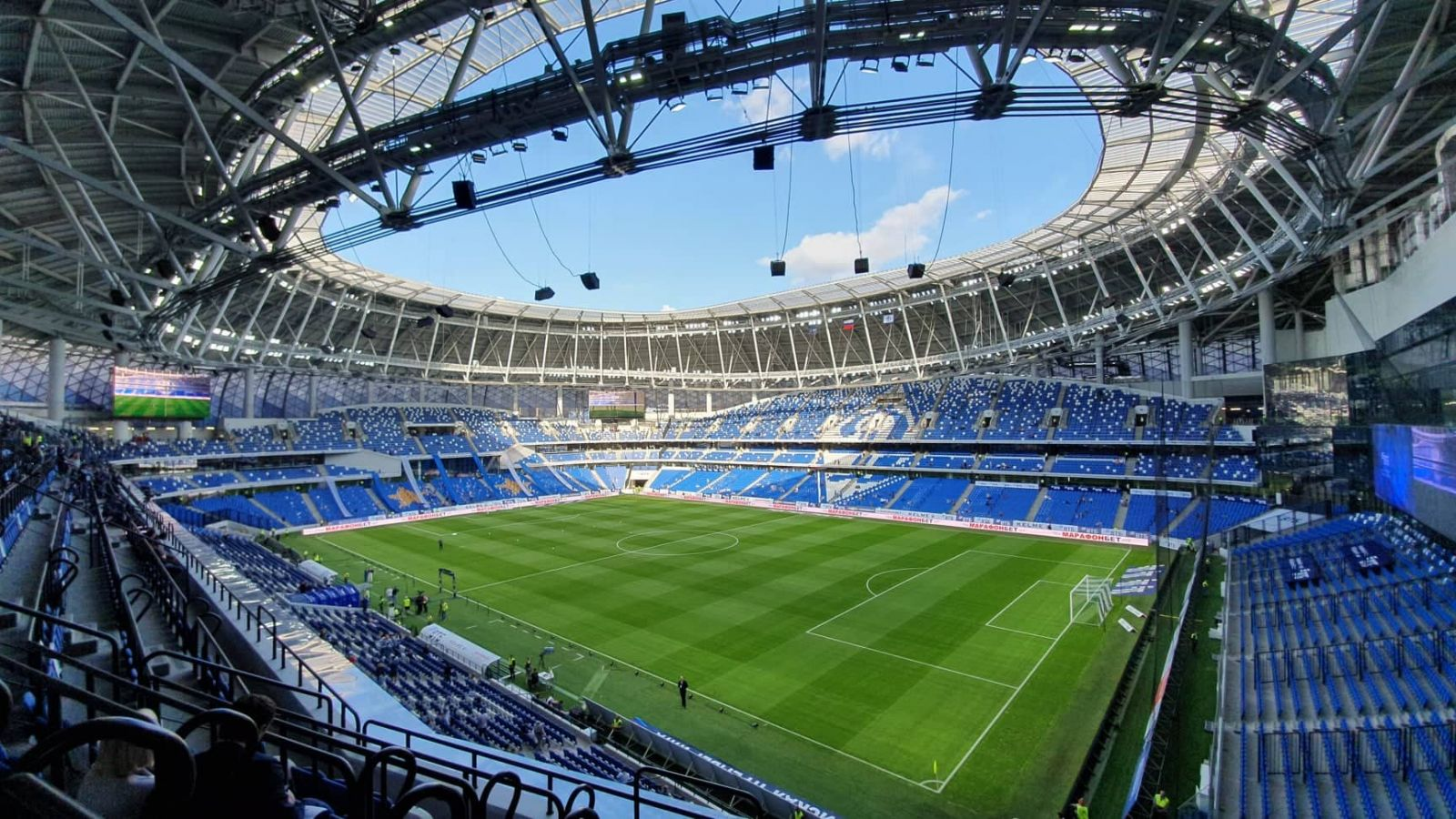Сборная России снова на «Динамо»