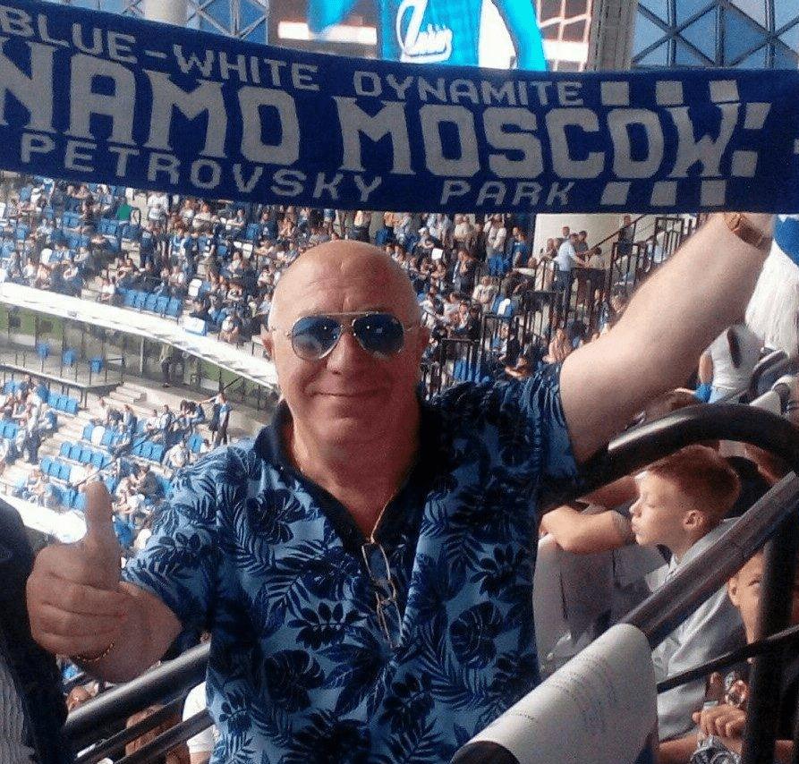 С юбилеем дорогой Михаил Михайлович!